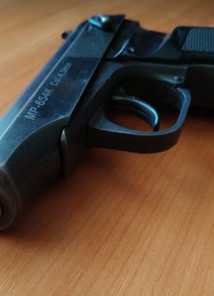 Пневматический пистолет мр654k