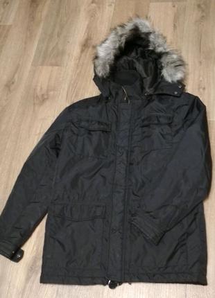 Мужская курточка размер М рост 176-180