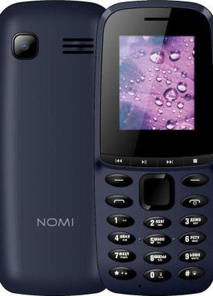 Мобильный телефон Nomi i189 Blue 311730