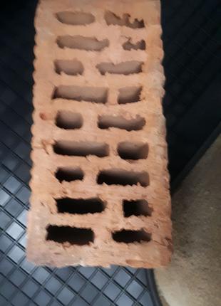 Цегла (кирпич) керамічний блок рядовий