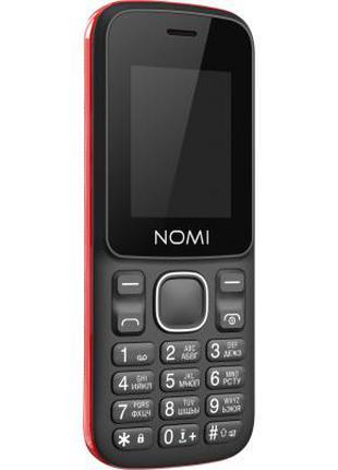 Мобильный телефон Nomi i188s Red 376028