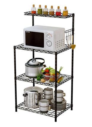 Кухонный стеллаж для микроволновки
