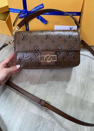 Женская сумка  Louis Vuitton Луи Виттон большая