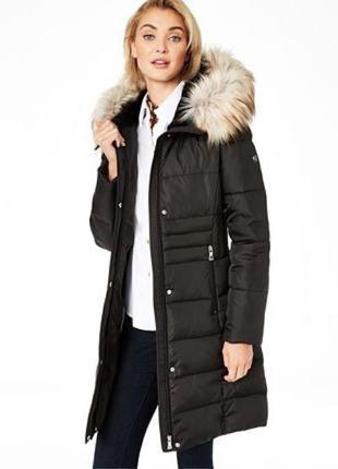Продам зимний пуховик Calvin Klein