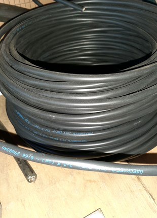 ВВГнг 3 х 2.5 мм силовой негорючий кабель