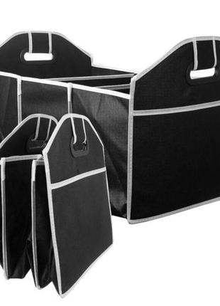 Органайзер сумка в багажник авто