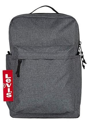 Рюкзак городской levis оригинал мужской женский для ноутбука л...
