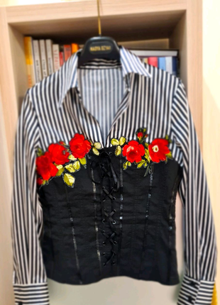 Блуза  Billy Sabbado  made in italy original