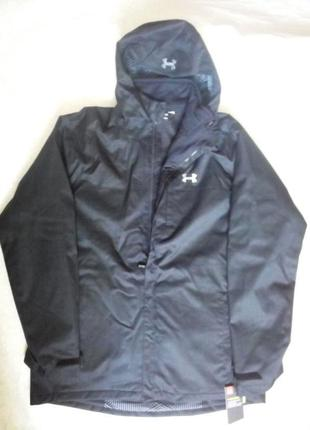 Мужская куртка jacket under armour porter 3-in-1 оригинал р xl