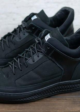 Демисезонные мужские ботинки  zangak , ботинки деми, ботинк