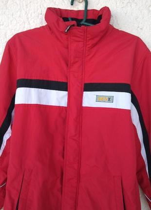 Куртка зимняя genx 164 р лыжная борд