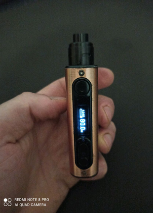 Eleaf iStick Power, Бокс мод и дрипка, вейп