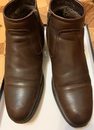 Ботинки мужские зимние Braska 42 размер