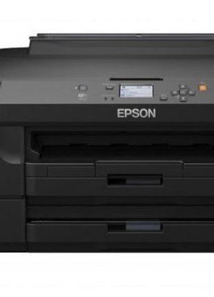 Принтер Epson WorkForce WF-7110 с СНПЧ