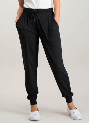 Модные брюки-джоггеры с накладными карманами, батал р.22