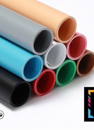 Фотофон ПВХ (виниловый PVC пластиковый) 40*80, 70x140, 100х100 10