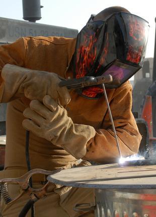 Изготовление металлоконструкций любой сложности, Cварочные работы