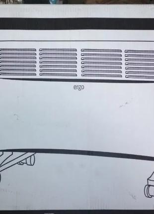 Электрический конвектор ERGO HC-2001