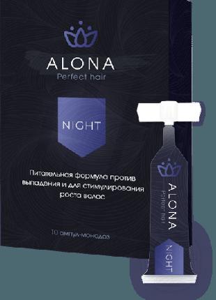 Alona Perfect Hair - Ампулы против выпадения волос