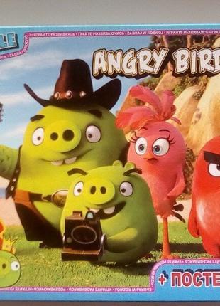 Пазлы Angry Birds 35 элементов