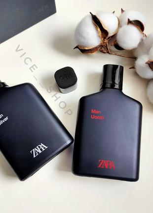 Zara uomo silver  духи мужские парфюмерия туалетная вода ориги...