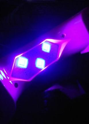 УФ лампа (ультрафиолетовая) для ногтей