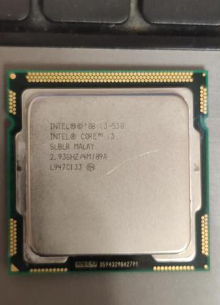 Процесор Intel Core i3-530