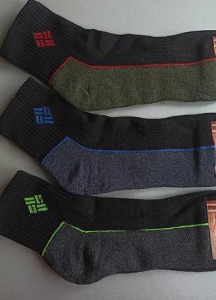 Чоловічі носки з махровою стопою р 42-45