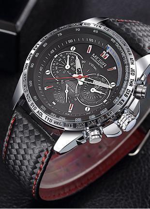 Часы мужские кварцевые наручные часы