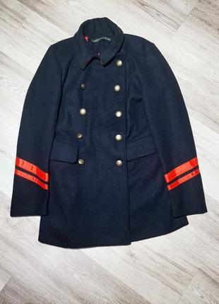 Осенние кашемировое пальто пиджак