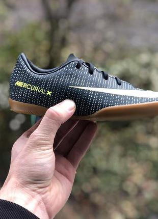 Nike mercurial x cr7 футзалки бампи оригінал