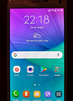 Samsung Galaxy Note 4 смартфон Xiaomi Huawei Oneplus Oppo Vivo