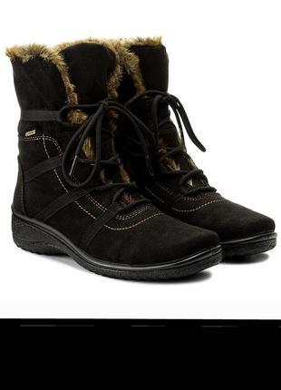 Зимние ботинки ara германия