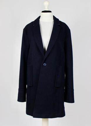Женское шерстяное пальто superdry