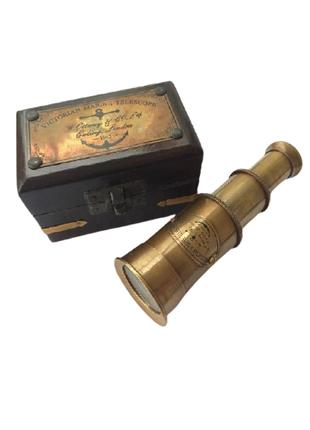 Подзорная труба в Викторианском стиле (mini) ручная работа