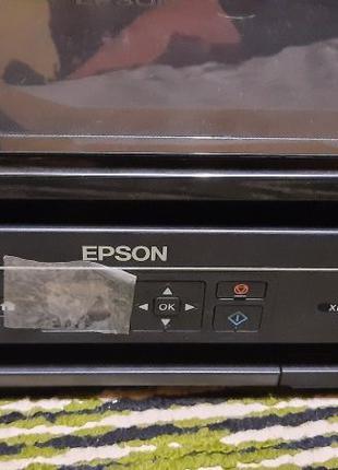 МФУ Epson XP-330 С СНПЧ на запчасти