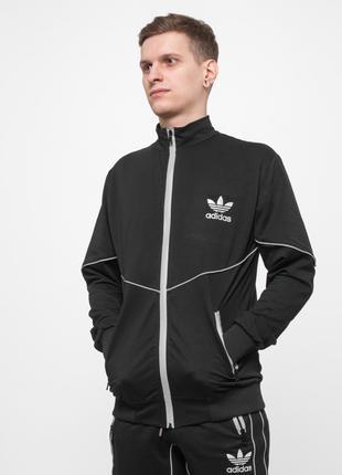 Кофта мужская Adidas - Reflectiv, Black