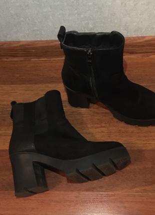 Сапоги / Ботинки 🖤 Зимние