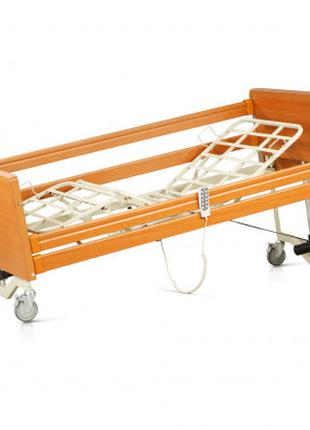 Кровать медицинская с электроприводом и матрас «Basic Reflex»