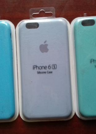 Чехол На Айфон Apple Silicone Case Для Iphone 6/6s Разных Цветов