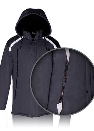 Куртка утепленная тк.Рип- Стоп