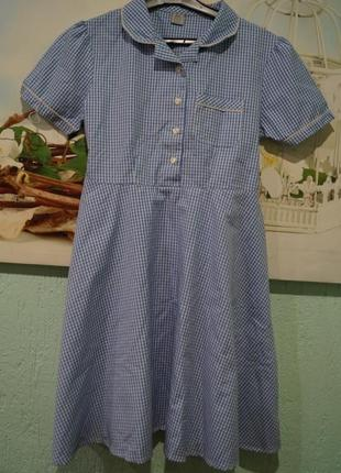 Платье на девочку 9 лет,рост 134 см
