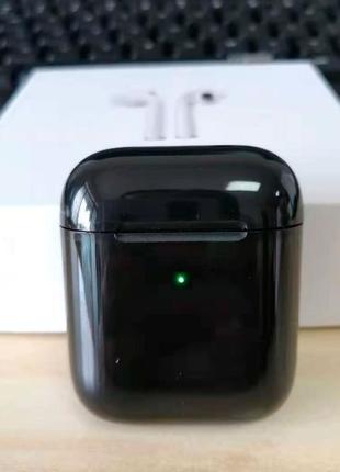 Беспроводные наушники Apple AirPods черного цвета