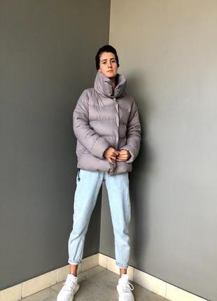 Зимняя куртка дизайнерская эксклюзив