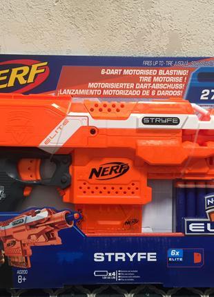 Бластер Nerf Elite Strife
