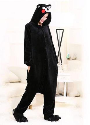 Кигуруми пижама кумамон
