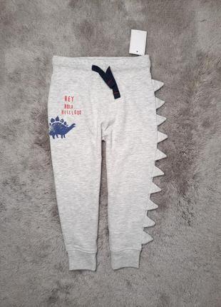 Новые спортивные штаны малышу mothercare, 2-3 года