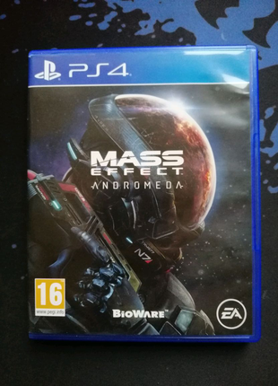 PS4 Mass Effect: Andromeda (рус.)