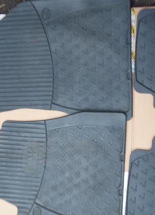 Коврики оригинальные Lexus RX 2003-2008 комплект