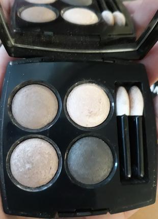 Тени Chanel Les 4 ombres
